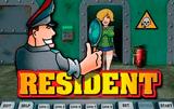 Играть в автомат Resident в казино на деньги