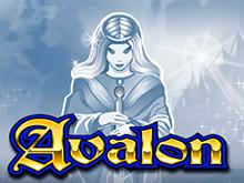 Игровой автомат с выводом денег – Avalon