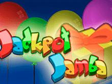 В казино автомат с выводом Jackpot Jamba